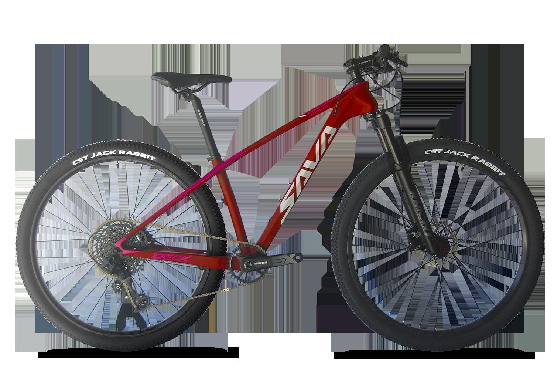 sava bike 2021 vermelha